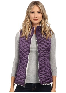 Steve Madden Reversible Glacier Shield-Faux Fur Vest