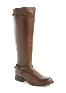 Steve Madden 'Rex' Leather Knee High Boot (Women)