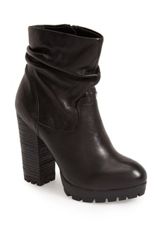 Steve Madden 'Reydiant' Leather Platform Boot (Women)