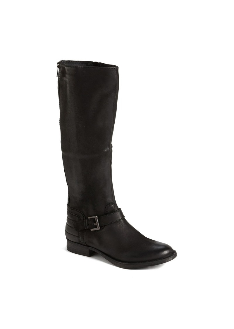 Steve Madden 'Saretoga' Leather Moto Boot
