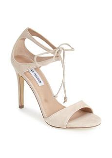 Steve Madden 'Semona' Suede Ankle Strap Sandal (Women)