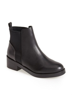 Steve Madden 'Shrill' Leather Bootie (Women)