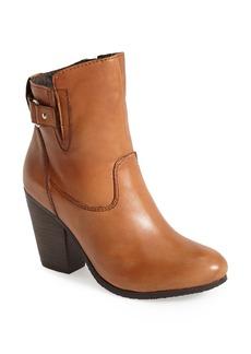 Steve Madden 'Skippyy' Leather Moto Boot (Women)
