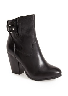 Steve Madden 'Skippyy' Leather Moto Boot (Women)