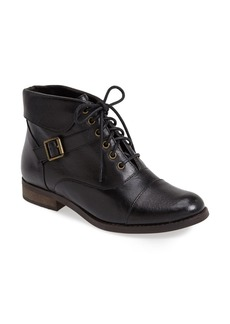 Steve Madden 'Stinnger' Leather Bootie (Women)