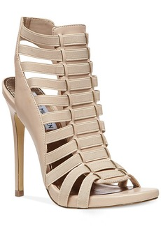 Steve Madden Stretche Caged Sandals