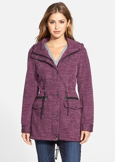 Steve Madden Sweater Knit Anorak