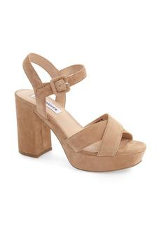 Steve Madden 'Tempesst' Platform Sandal (Women)