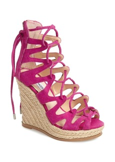 Steve Madden 'Theea' Caged Wedge Sandal (Women)