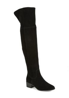 Steve Madden 'Tyga' Suede Over the Knee Boot (Women)