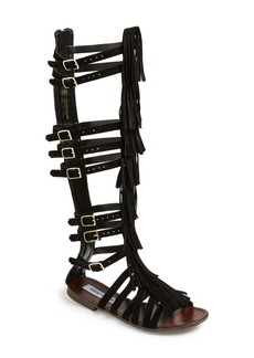 Steve Madden 'Villano' Gladiator Sandal (Women)