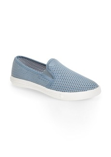 Steve Madden 'Virggo' Perforated Slip-On Sneaker (Women)