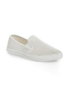 Steve Madden 'Virggo' Perforated Slip-On Sneaker (Women)