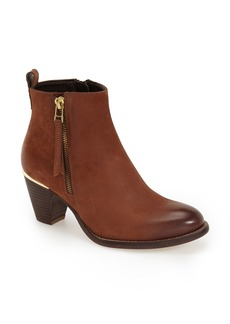 Steve Madden 'Wantagh' Leather Ankle Boot (Women)