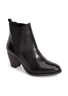 Steve Madden 'Wassup' Leather Bootie (Women) (Online Only)