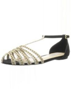 Steve Madden Women's Anteek T-Strap Sandal