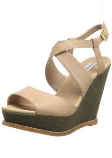 Steve Madden Women's Brendda Wedge Sandal