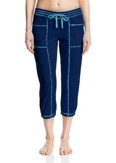 Steve Madden Women's Capri Lounge Pant