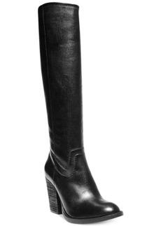 Steve Madden Women's Carrter Plain Tall Boots