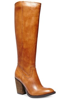 Steve Madden Women's Carrter Plain Tall Boots