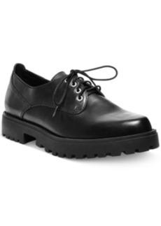 Steve Madden Women's Dewwars Lug Bottom Oxford Flats Women's Shoes
