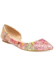 Steve Madden Women's Elsa d'Orsay Flats Women's Shoes