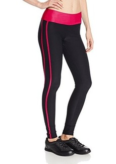 Steve Madden Women's Fitted Ankle Legging Side Stripe
