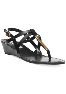 Steve Madden Women's Flirting Demi Wedge Sandals