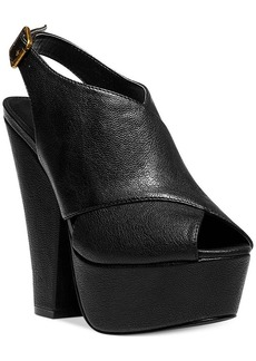 Steve Madden Women's Galleria Platform Wedge Sandals