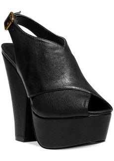 Steve Madden Women's Galleria Platform Wedge Sandals