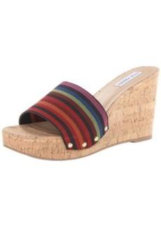 Steve Madden Women's Gibby Wedge Sandal