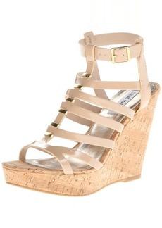 Steve Madden Women's Indyanna Wedge Sandal