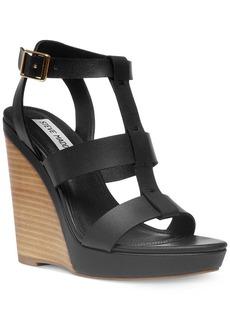 Steve Madden Women's Iris Platform Wedge Sandals