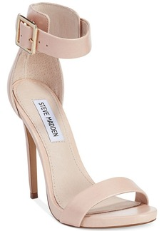 Steve Madden Women's Marlenee Two Piece Ankle Strap Sandals
