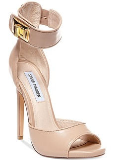Steve Madden Women's Mayven Two Piece Platform Sandals