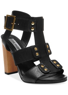Steve Madden Women's Nevile Caged Sandals