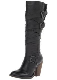 Steve Madden Women's Renegaid Motorcycle Boot