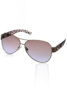 Steve Madden Women's S5486 Aviator Sunglasses