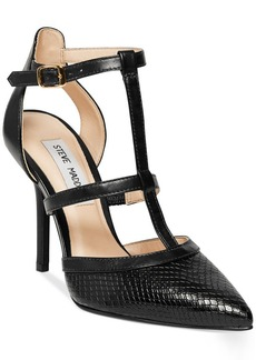 Steve Madden Women's Surfice Caged Pumps