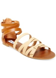 Steve Madden Women's Worldly Flat Sandals Women's Shoes