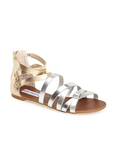 Steve Madden 'Worldly' Colorblock Strappy Sandal (Women)