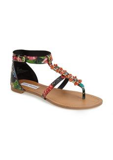 Steve Madden 'Zalia' Embellished Sandal (Women)