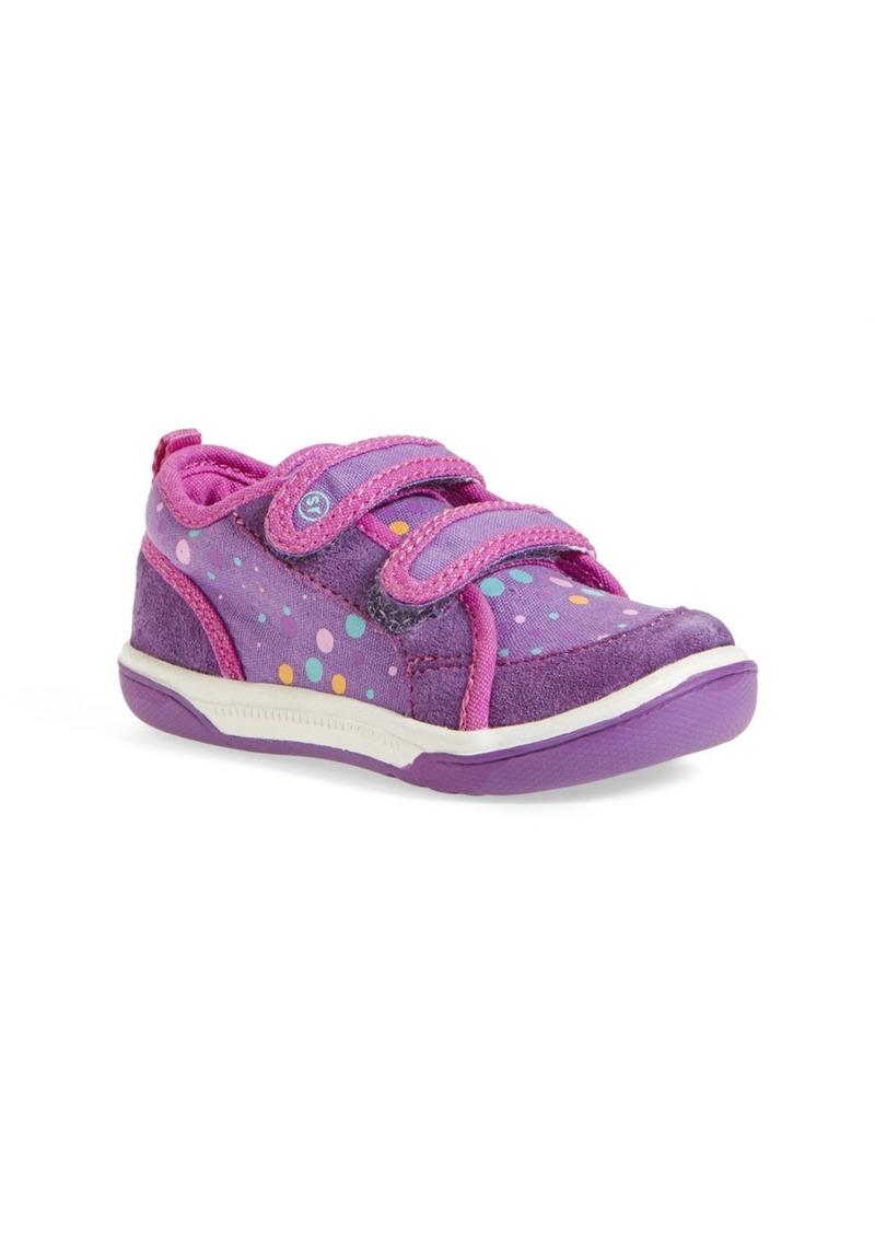 stride rite stride rite dalis sneaker baby walker