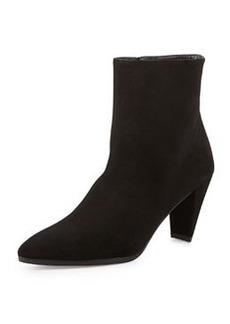 Apollo Suede Ankle Boot, Black   Apollo Suede Ankle Boot, Black