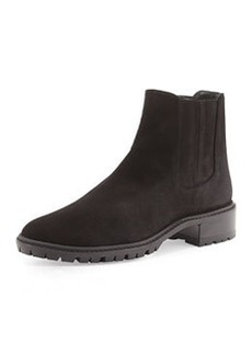Elemental Suede Ankle Boot, Nero   Elemental Suede Ankle Boot, Nero