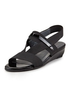 Heretostay Gore-Strap Sandal   Heretostay Gore-Strap Sandal