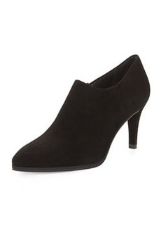 Standin Suede Ankle Boot, Black   Standin Suede Ankle Boot, Black