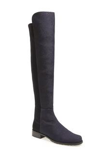 Stuart Weitzman '5050' Over the Knee Leather Boot