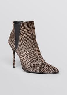 Stuart Weitzman Pointed Toe Booties - Apogee High Heel