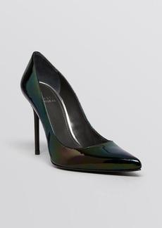 Stuart Weitzman Pointed Toe Pumps - Nouveau High Heel